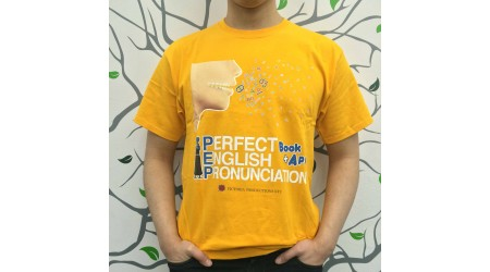 PEP T-shirt (Yellow)