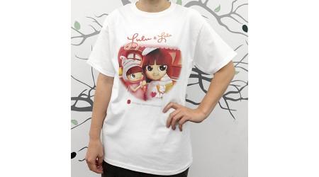 LuLuLaLa T-shirt (White)